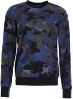 PS by Paul Smith CREW NECK Sweatshirt dark blue