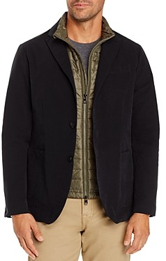 Michael Kors 3-in-1 Classic Fit Blazer