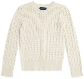 Ralph Lauren Kids Cable-Knit Cardigan (5-7 Years)