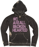 Freecity Broken Hearted Studded Pullover
