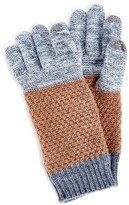 Sole Society Mixed Knit Gloves