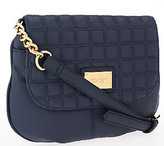 Tignanello As Is Lady Q Quilted Crossbody