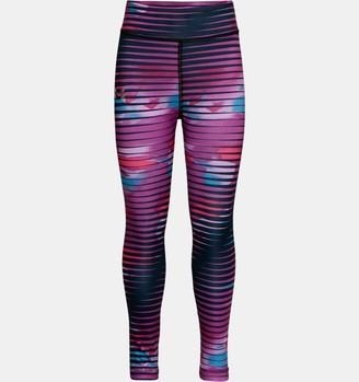 Under Armour Girls' Pre-School UA Shades Leggings