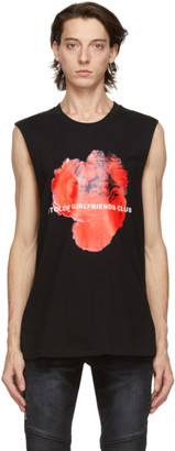 Stolen Girlfriends Club Red Rose Razor Tank Top