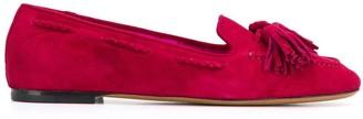 Etro Tassel Embellished Loafers