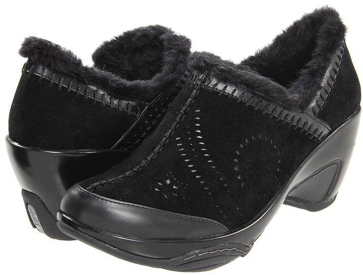 J-41 Villager (Black) - Footwear