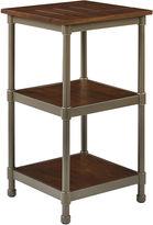 Asstd National Brand Sullivan 3-Shelf Curio Cabinet