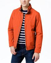 Tommy Hilfiger Men's Lightweight Full-Zip Stand-Collar Jacket