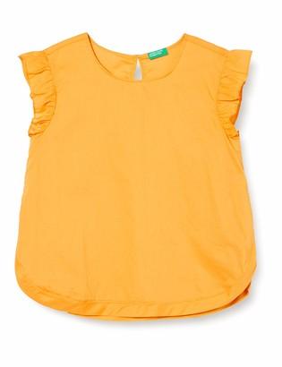 Benetton Girl's Camicia S/m Blouse
