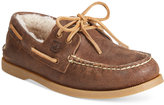 Sperry Winter Boat Shoes