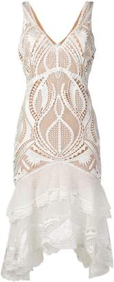 Jonathan Simkhai lace midi dress