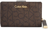 Calvin Klein Saffiano Leather Wallet