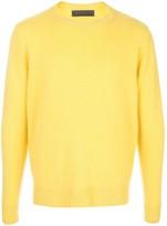 The Elder Statesman crew-neck cashmere jumper