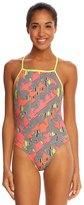 Speedo Maze Printed One Back Swimsuit 8138496
