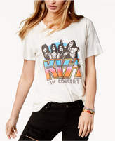 Junk Food Clothing Cotton Kiss in Concert Graphic T-Shirt