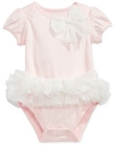 First Impressions Tulle Tutu Bodysuit, Baby Girls (0-24 months)