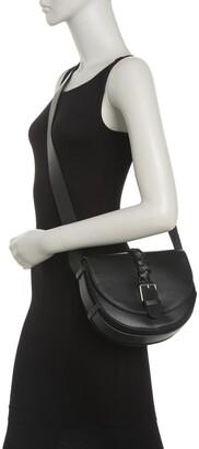 Rachel Zoe Etta Leather Saddle Bag