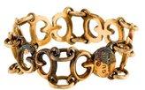 Gucci 18K Interlocking G Ring
