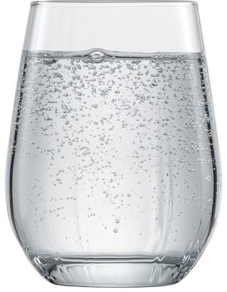 Pottery Barn Schott Zwiesel Prizma Stemless Wine Glasses - Set of 6