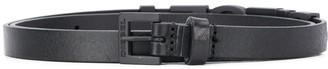 Diesel B-BOGO 3D logo belt