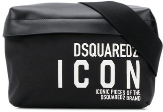 DSQUARED2 Icon print belt bag