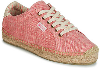 Bananamoon Banana Moon PACEY women's Shoes (Trainers) in Pink