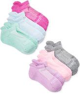 KensieGirl 6-Pk. No-Show Ankle Socks, Little Girls (2-6X)