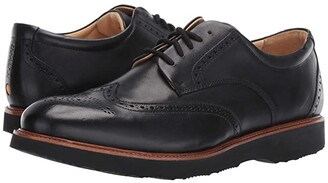 Samuel Hubbard Tipping Point (Black) Men's Shoes
