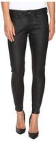 Mavi Jeans Alexa Ankle in Black Coated