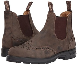 Blundstone BL1471 (Rustic Brown Brogue) Boots