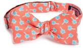 Vineyard Vines Men's Palm Tree Silk Bow Tie