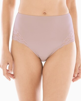 Soma Intimates w/Lace Retro Brief