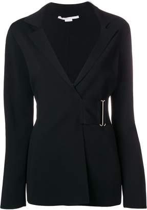 Stella McCartney wrap front jacket