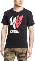 Transformers Men's T4 Crew Movie T-Shirt