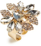 Cara Cluster Cocktail Ring