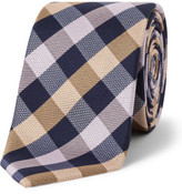 David Jones Neat Check Tie