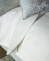 Isabella Collection Lyssa Queen Channel Coverlet Set
