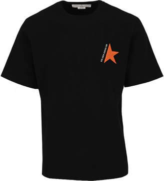Golden Goose Star Patch T-shirt