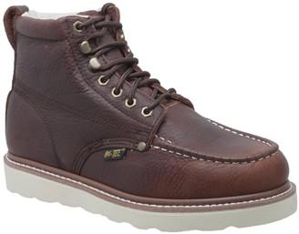 AdTec Ad Tec Men's 9238 Ankle Boot (Brown Numeric_8)