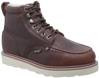 AdTec Ad Tec Men's 9238 Ankle Boot (Brown Numeric_9_Point_5)