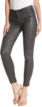 Articles of Society Sarah Metallic Coated Jeans
