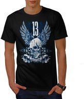 Lucky Thirteen Skull Men XXXL T-shirt | Wellcoda