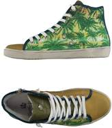 Leather Crown High-tops & sneakers - Item 11158570