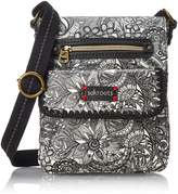 Sakroots Women's Small Flap Messenger