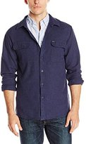 Brixton Men's Donez Long Sleeve Flannel Shirt