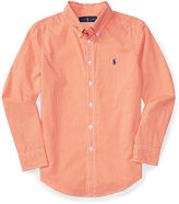 Ralph Lauren Long Sleeve Gingham Shirt