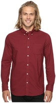 Volcom Oxford Stretch Long Sleeve Woven