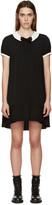 Saint Laurent Black Babydoll Dress