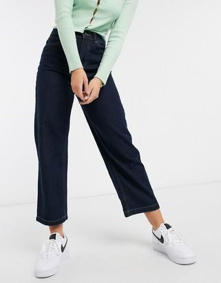 JDY Judy high waisted wide leg jeans