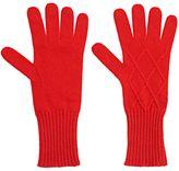 Apt. 9 Cashmere Cross-Stitch Gloves